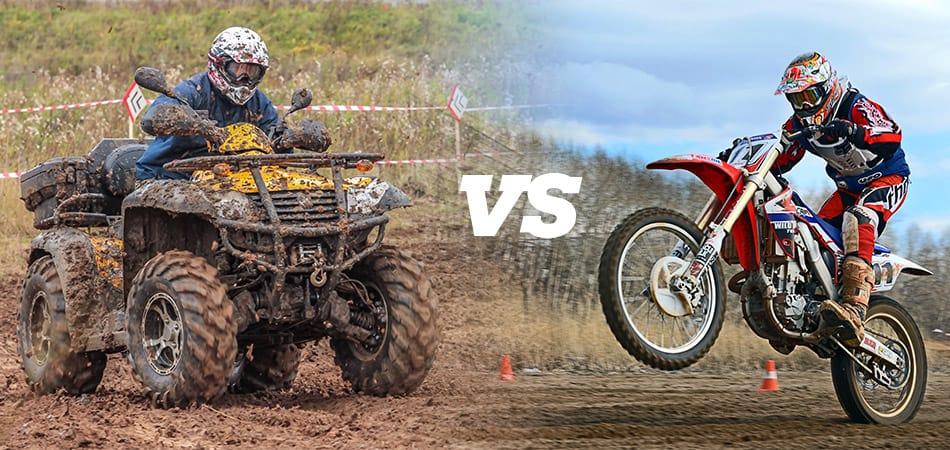 De ce sa cumperi un ATV si nu o motocicleta?