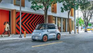 Citroën AMI 100% electrică