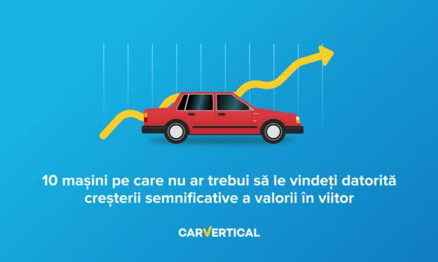 10 mașini pe care nu ar trebui să le vindeți datorită creșterii semnificative a valorii în viitor